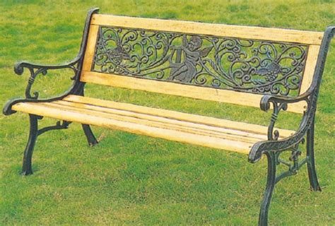wood and metal garden bench 2016 best selling wrought iron metal garden benches teak