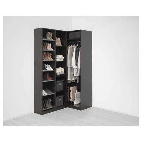 Corner Wardrobe Ikea - corner wardrobe closet ikea wardrobe ideas