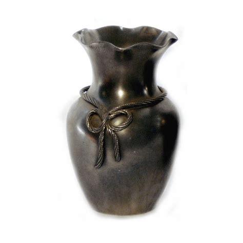vase d 233 cor noeud grand mod 232 le en 233 tain 6033 sur les etains