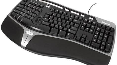 microsoft comfort keyboard 4000 microsoft natural ergonomic keyboard 4000 review cnet
