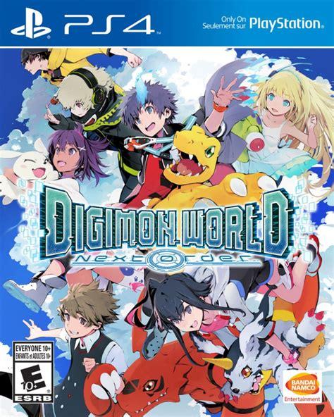 Kaset Ps4 Digimon World Next Order digimon world next order ps4 playstation 4 gt playstation