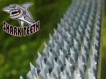 Boss Deer Blinds Prices Boss Buck Shark Teeth Deterrent Strips Silver