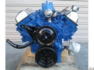 Ford Cleveland Engine Ford 351c 351 Cleveland Rebuilt Engine Lpg Heads Falcon V8