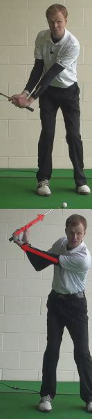 golf swing takeaway wrists when should you hinge your wrists in the backswing golf tip