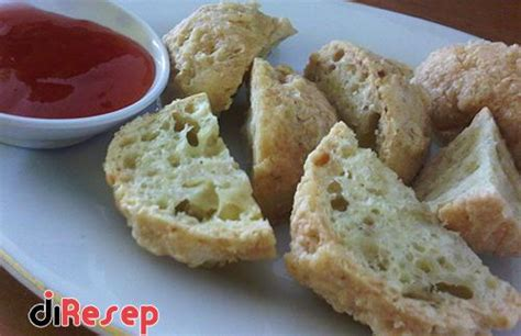 resep membuat siomay untuk bakso resep cara membuat bakso goreng mekar renyah