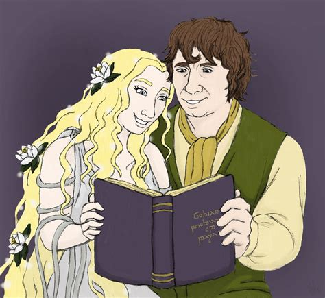 Reading The Oc by Hobbit Oc Read This With Me Bilbo By Thelastunicorn1985