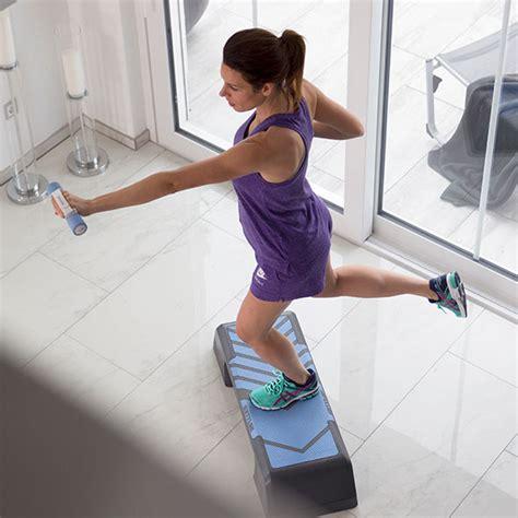 Toko Alat Fitnes Joerex Aerobic Step Size M kettler aerobic step toko alat fitness