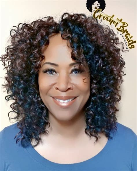crochet braids with color best 25 freetress crochet hair ideas on