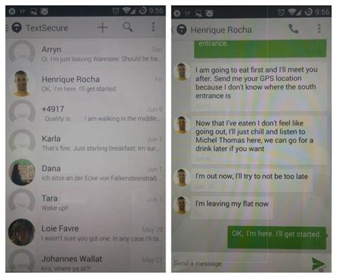 best text messaging app for android top 13 best text message apps for android devices dr fone