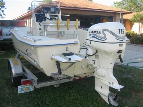 scout boats 175 sportfish for sale sold scout 175 sportfish the hull truth boating and