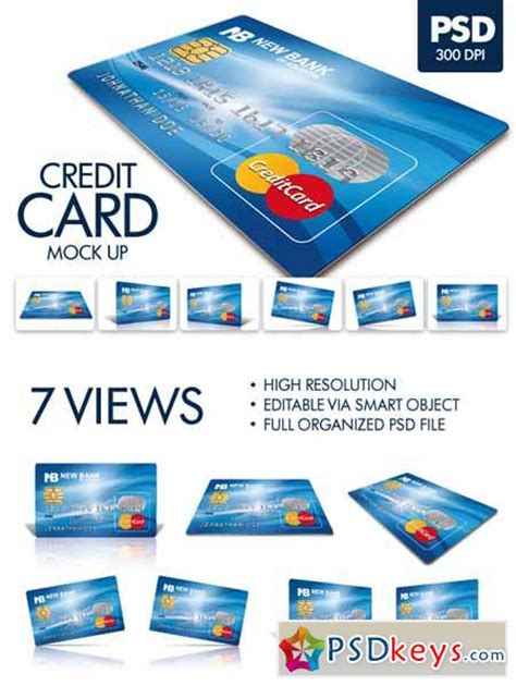 plastic credit card business card mockup psd template plastic credit card mockup 335276 187 free