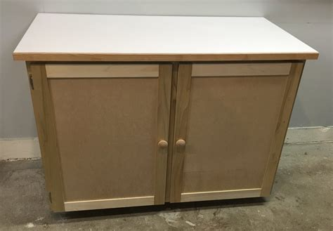 Laminate Garage Cabinets by Garage Base Cabinet With Laminate Counter By Ruizd