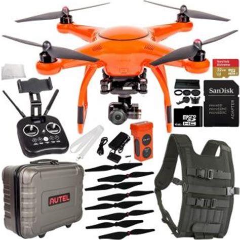Original Autel Robotics X Drone Premium Quality Product autel robotics x premium quadcopter with 4k orange starter bundle slrhut co uk