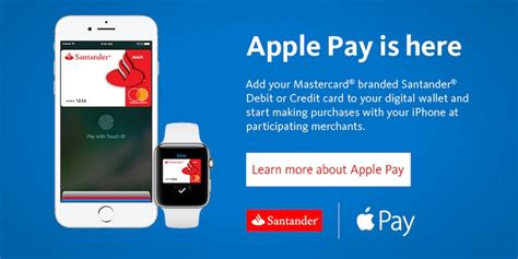 apple rumors santander bank in u s now supports apple pay with