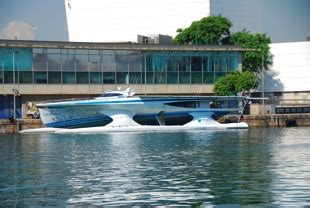 how does a catamaran ferry work home built power catamaran