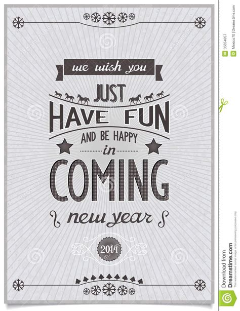year   wishes calligraphy design p royalty  stock photography image