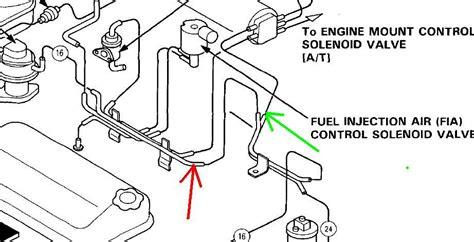 95 accord ex f22b1 vacuum line diagrams honda tech
