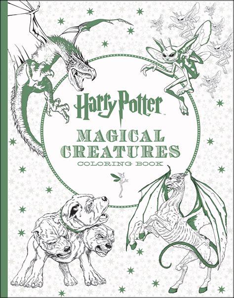harry potter coloring book inside peek inside the next harry potter coloring book