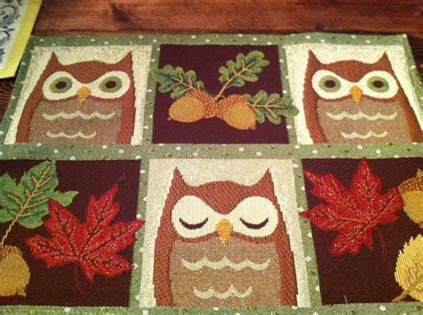 Owl Kitchen Mat by Owl Kitchen Rugs Hoot Owls Kitchen Rug Walmart