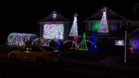 computerized christmas light display