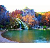 Turner Falls Park The Largest Waterfall In Oklahoma