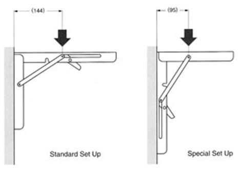 canne usate per sedie e tavoli supporto per tavoli pieghevole a parete 0840033 6363430