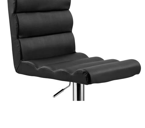 dreamfurniture com t 1084 eco white leather dreamfurniture com t1066 eco leather contemporary bar