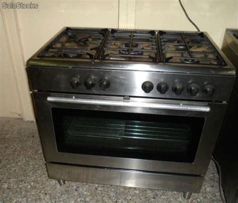 cocinas industriales usadas cocina semi industrial 5 fuegos horno grill usada