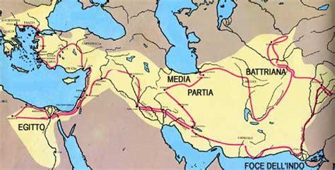 la prima guerra persiana versione alessandro magno cronologia