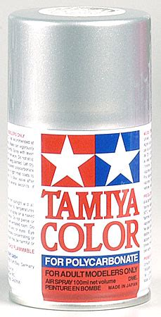 Paint Tamiya Ps 41 Bright Silver Spray Can tamiya ta86041 paint brushes finishes