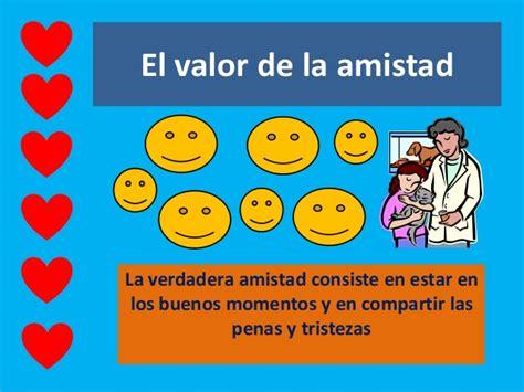 imagenes de amistad valores el valor de la amistad examen de 2 grado
