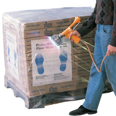 Wrap For Safety Packaging Shrink Pallet Bag 1220mm X 1220mm X 1850mm Macarthur Wrap