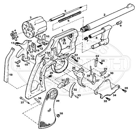revolver parts diagram colt python parts diagram colt saa parts diagram elsavadorla