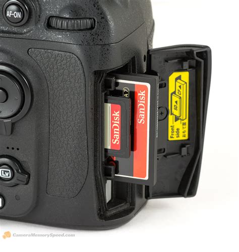 nikon memory card nikon d800 fastest memory sd cf card tests memory