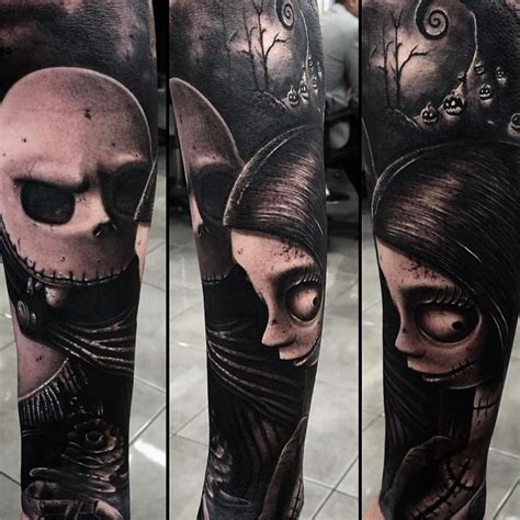 jack o connell cross tattoo 381 best images about twas the nightmare before