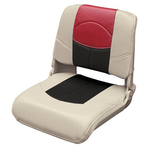bass pro boats seats wise seating bass boat pro style folding seat west marine