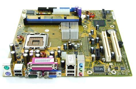 Motherboard Sockel 775 by Fujitsu Siemens D2420 A11 Socket Sockel 775 Micro Atx Motherboard Esprimo P2501