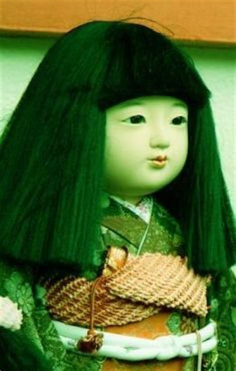haunted japanese doll hair grows one of many different versions of the cursed boy