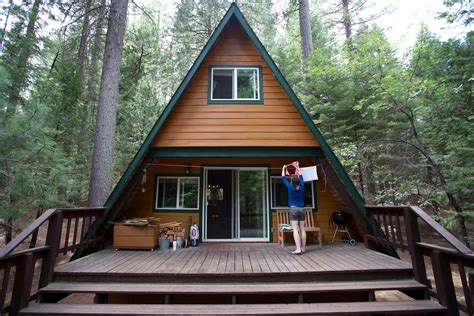 cabin in the woods tiny home a frame a frame house cottage