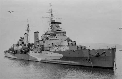 st johns river boat rs hms belfast british light cruiser ww2