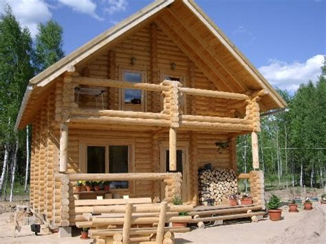 log cabin homes designs small home with loft interior