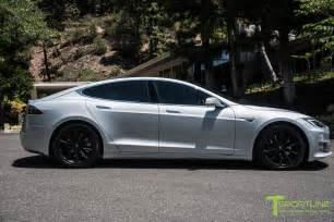 Tesla Model S Silver Tesla Model S Silver Amazing Tesla