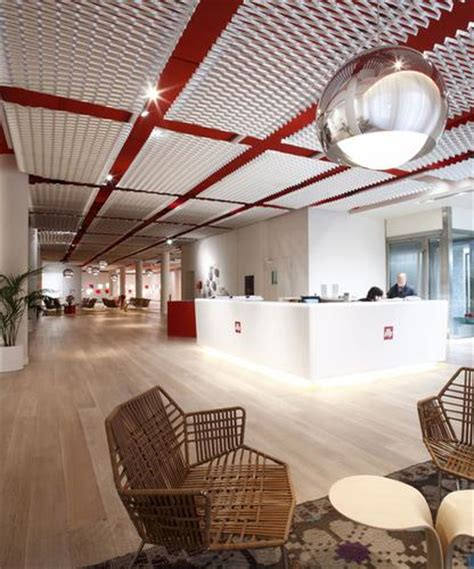 illy sede matteo thun partners interior illy trieste headquarter