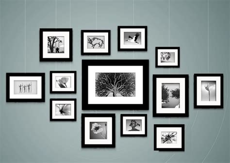 Hang Pictures On Wall tips for hanging art quot gallery style quot stas picture