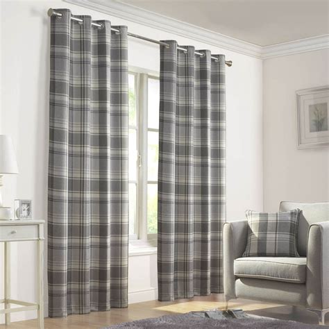 luxury silver curtains inverness silver luxury lined woven eyelet curtains pair