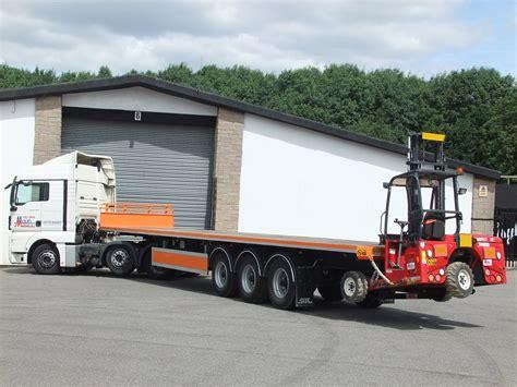 trailer hire maun motors self drive hgv trailer hire 3 axle flatbed