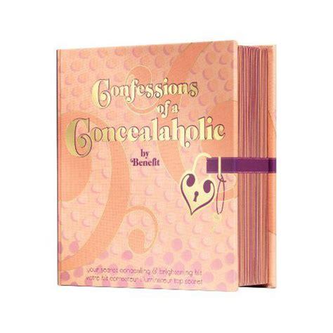 libro disavowals or cancelled confessions benefit presenta confessions of a concealaholic kit secreto para iluminar la mirada bellezapura
