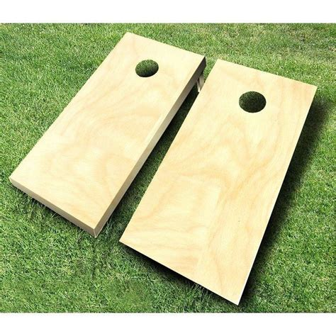 bean bag toss board dimensions plain unfinished boards set bean bag toss 8 aca