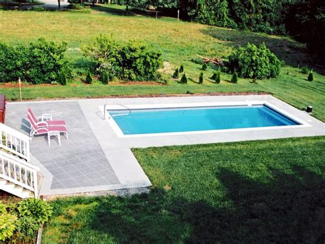 viking rectangle pools aqua pro pool spa