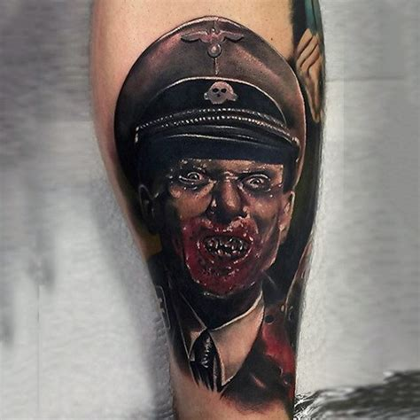 nazi tattoos designs 90 tattoos for masculine walking dead designs